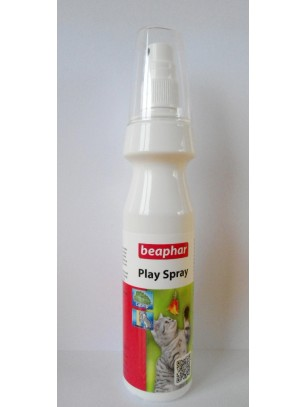 Beaphar Play Spray - привличащ спрей за котки - 150 мл.
