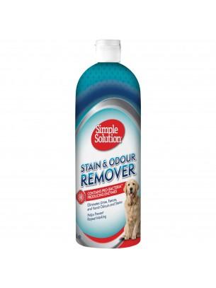 Simple Solution Stain&Odour Remover - Спрей за кучета за отстраняване на неприятни миризми и упорити петна - 1 л.