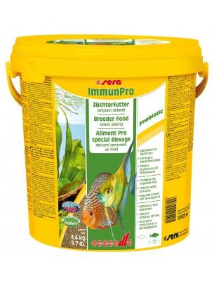 Sera ImmunPro - храна с пробиотични бактерии за риби над 4 см. - 100 мл.