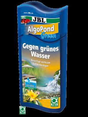 JBL AlgoPond Green - убива нежеланите водорасли в градинското езеро  - нов код 2606500 -  500 ml.