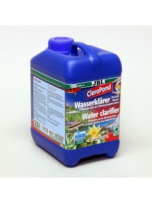 JBL CleroPond - препарат за ефективно избистряне на водата - 2.5 л.