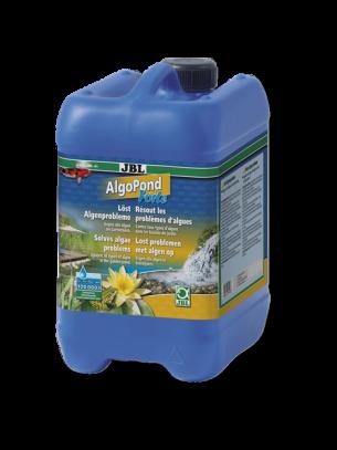 JBL AlgoPond Forte -Широко-спектърен препарат за пречистване на водата в градинското езеро и аквариума от алги - 5 l. - по заявка