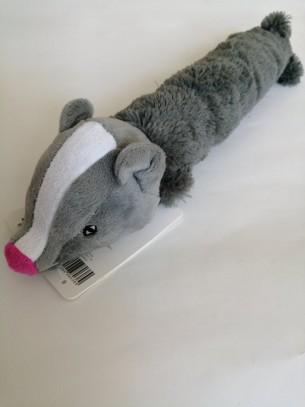 Karlie - плюшена играчка за куче - язовец - 36 см.