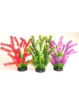 Sydeco - Aqua Perl Black Style - Изкуствено аквариумно растение -22 см.