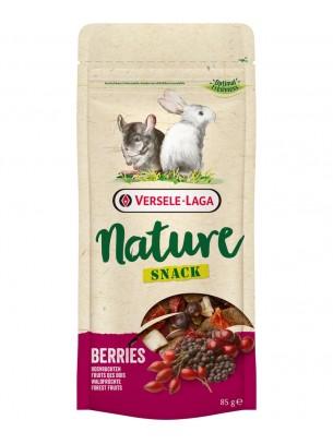 Versele Laga Snack Berries - вкусно лакомство за зайци и други малки гризачи с горски плодове - 85 гр.