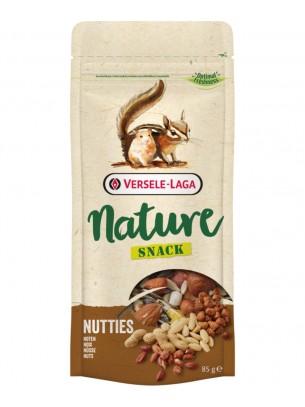 Versele Laga Snack Nutties - вкусно лакомство за малки гризачи с ядки - 85 гр.