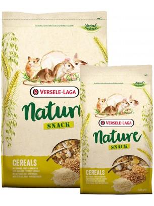 Versele Laga Snack Cereals - разнообразна закуска от зърнени храни за всеядни гризачи - 0.500 кг.