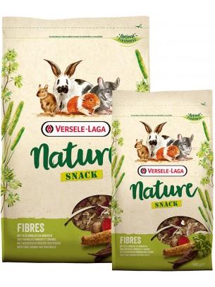 Versele Laga Snack Fibers - разнообразна фибри закуска за гризачи - 0.500 кг.