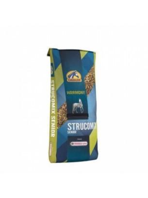 Cavalor Strucomix Original Expert - натурална поддържаща храна за стари коне - 20 кг.