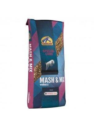 Cavalor Mash Mix Expert - храна за коне с висока усвояемост, против колики - 15 кг.