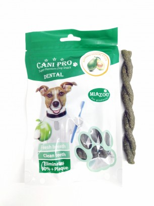 Cani Pro Avocado Dental Sticks - Дентални пръчици за кучета с авокадо - 84 гр.
