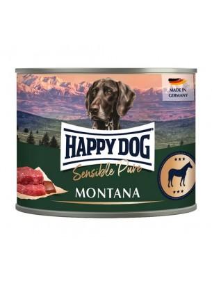 Happy Dog Horse Pur - Консерва от прясно конско месо, без соя, растителни добавки, оцветители или консерванти - 200 гр.