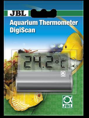 JBL Aquarium Thermometer DigiScan - аквариумен цифров термометър