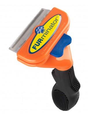 FURminator - Гребен FURminator за средноголеми кучета с къса козина