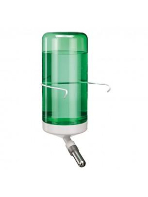 Ferplast - L 186 DRINKY 150- цветна поилка за гризачи с метална скоба за захващане към клетката - 150 мл.