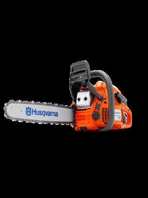 "Husqvarna - Бензинов моторен трион - HUSQVARNA 450  II-18"""
