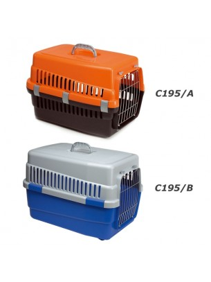 Camon - Транспортна клетка за домашни любимци - 60 см. - различни цветове