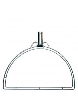 FIAP - profinet Frame 600 - Рамка за кеп от неръждаема стомана без дръжка и мрежа - 60 см.