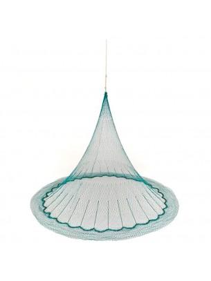 FIAP - profinet Cast Net 6 - Ръчно серкме за улов на по-дребни риби - с размер - Ø 2.3 м. и размер на отворите 1 см.