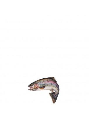 FIAP profifan Sticker Rainbow Trout - Стикер с високо качество на Дъгова пъстърва - 13.0 х 13.5 см.