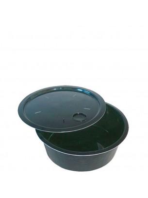 FIAP FountainBowl Active 55 - Високо качествен пластмасов резервоар, подсилена със стъклопласт за декоративни фонтани и чешми - 85 л.