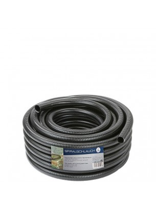 FIAP SpiralTube Active 25 - Високо качествен, оребрен мъркуч за помпи - Ø 25 мм. - 25 м. - (цената е за линеен метър)