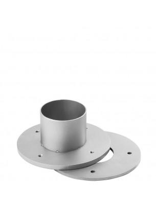 FIAP Tank Connect Active Pro 63 - Фолиен фланец - конектор за декоративно езеро от неръждаема стомана - Ø 155 x 55 мм.
