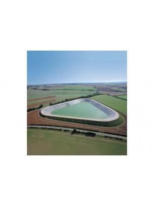 Високо качествена хидроизолация с Firestone EPDM Мембрана на водни резервоари с дългогодишна гаранция