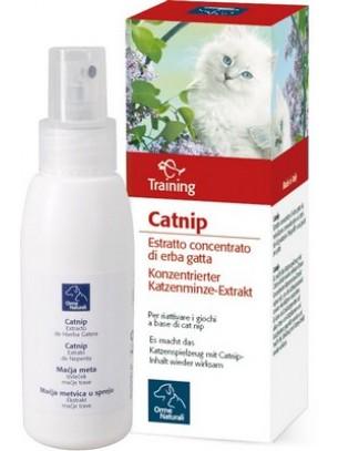 Camon - OrmeNaturali CatNip - хранителна добавка за стимулиране на котето за игра - 100 ml.