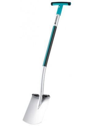 GARDENA Terraline Spade D-grip - Права лопата, Т-ръкохватка - 117 см.