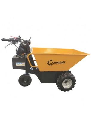 LUMAG - Мини електронен самосвал MD 500E  -750 W, полезен товар 500 кг.