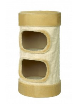 Nobby - Little Lazy - драскалка с 2 хралупи за котки - 37х72 см.