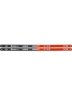 MTX Germany - Лист за ножовка за метал - биметален - 300 mm. -  2бр.