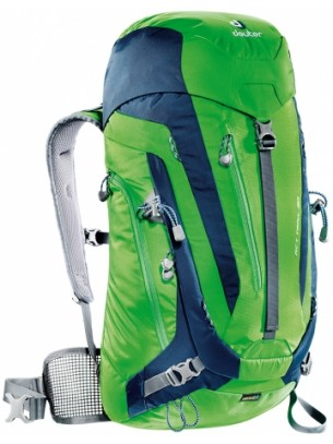 Deuter Раница ACT Trail 30 SL - ACT Trail 30 - spring/midnight - 3440315; Обем: - 30 литра; - 1.200 кг. - зелена