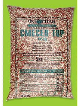 НПК - Смесен  гранулиран тор с калиев хлорид, -  разфасовка 5 кг.