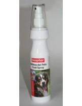 Beaphar - Coat Spray с масло от Макадамия при суха и напукана кожа и увредена козина без блясък - 150 мл.
