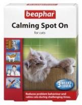 Beaphar Calming Spot On – успокояващи пипети за котки - 3 бр.
