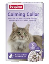 Beapaphar Calming Collar - спокояващ нашийник за котки