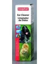 Beaphar Ear Cleaner - почистващ препарат за уши - 50 мл.