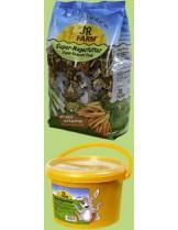 JR Farm - Пълноценна храна за мини зайци - 1 кг.