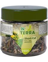 JR Farm Terra Fibre Short-Cut - лакомство за влечуги - Нарязани билки сушени - 20 гр.