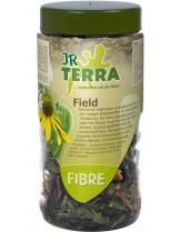 JR Farm Terra Fibre Field - лакомство за влечуги - Полски треви и билки сушени - 25 гр.