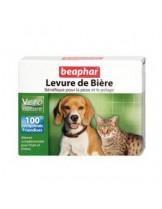 Beaphar Бирена мая таблетки за кучета и котки с широка гама витамини и минерали - 100 бр.
