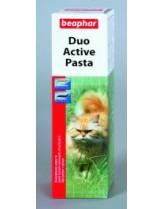 Beaphar Duo-Active - мултивитаминна паста -хранителна добавка за котка