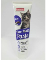 Beaphar Duo-Malt Paste - малцова паста за котка - 100 гр.
