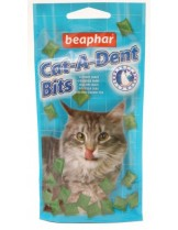 Beaphar Cat A Dent Bits - хранителна добавка за котки за чисти и здрави зъби