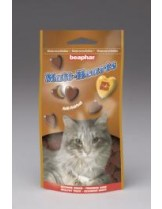 Beaphar Malt Hearts - лакомство за котка малцови сърчица - 150 бр.