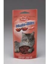 Beaphar Malt Bits- малцови хапки за котка с вкус на сьомга