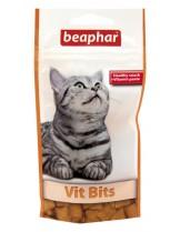 Beaphar Vit-Bits – хапки за котка с мултивитаминна паста
