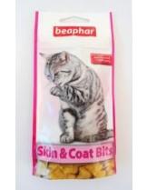 Beaphar Skin & Coat-Bits – хрупкави хапки за красива и здрава кожа и козина, плюс малцова паста.